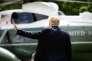 Le président des Etats-Unis Donald Trump à la Maison Blanche, à Washington, le 14 mai.