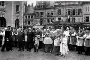 Le 23 juillet 1950, à Luxeuil-les-Bains.