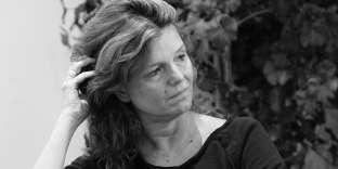 L'écrivaineMaylis de Kerangal, au Livre sur la place (Nancy), en 2018.