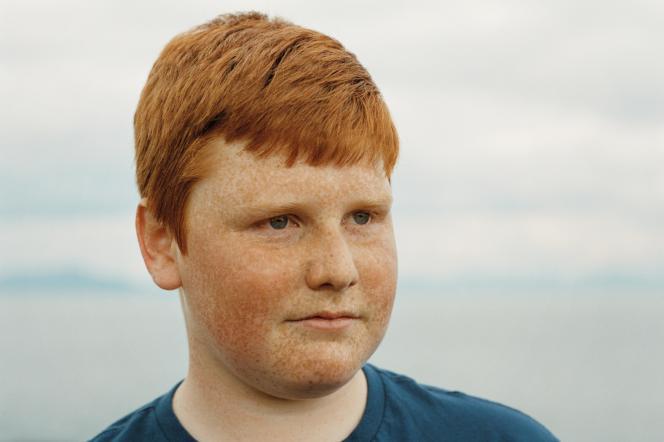 Rencontré à Port Oriel, Ronan, 13 ans, « aime l'Europe parce que c'estplus simple pour toutle monde ».