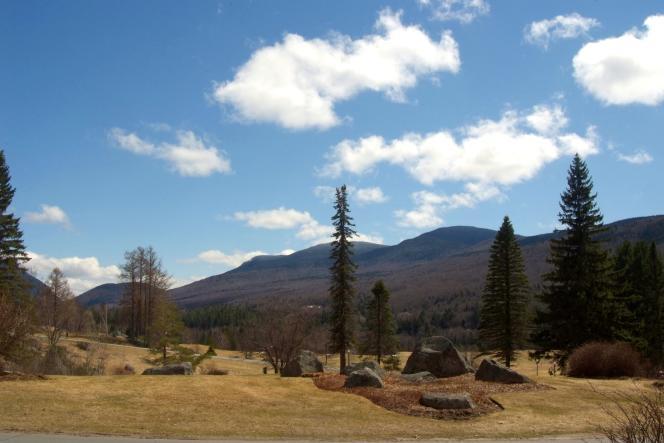 Bretton Woods, New Hampshire. C'est dans ce paysage sublime que se sont réunis les représentants de 44 pays alliés en 1944.