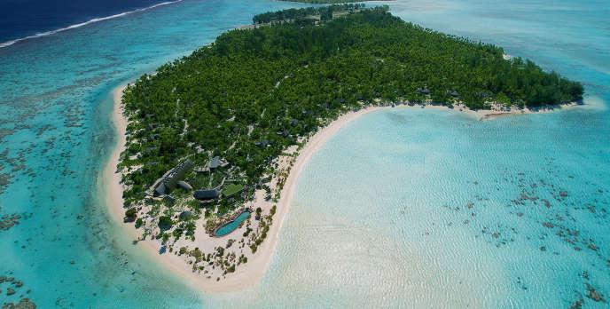 Un atoll nommé désir.