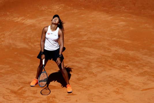 Blessée à la main droite, Naomi Osaka n'a pas disputé son quart de finale à Rome.