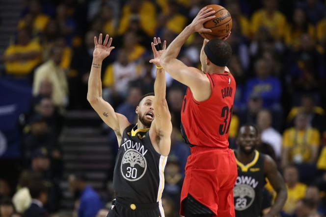 Si les Warriors ont remporté le second match, Seth Curry a brillé face à son frère Stephen.