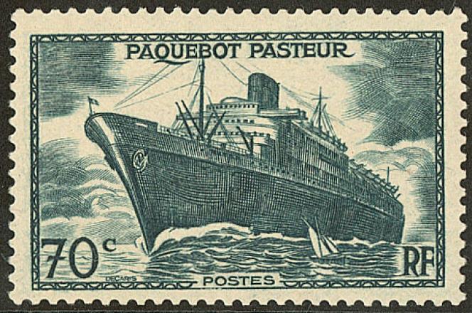 25000 euros pour ce« Paquebot Pasteur» sans surcharge.