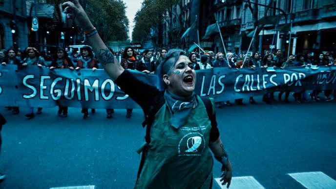 Image extraite du documentaire «Que sea ley» de Juan Solanas, présenté le 18 mai au Festival de Cannes en séance spéciale.