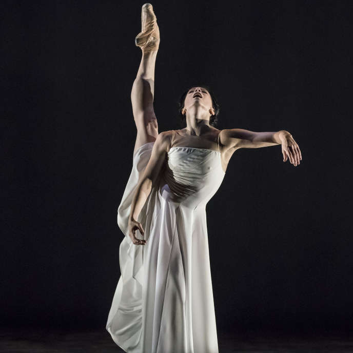 « Pure Dance », Natalia Osipova, en 2018.