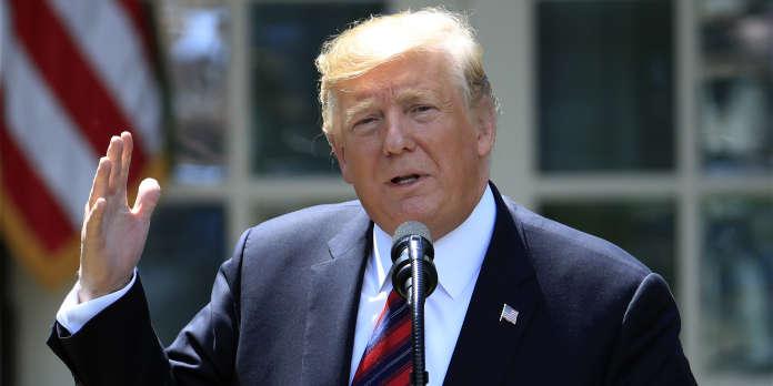 Etats-Unis : Trump réagit durement à la première voix républicaine en faveur de sa destitution