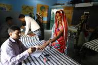 Dernière phase des élections législatives en Inde, le 19 mai.