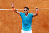 Roland-Garros: Rafael Nadal ne part pas battu
