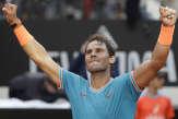 Tennis : Nadal et Pliskova s'imposent à Rome