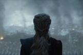Daenerys, dans l'épisode final de« Game of Thrones».