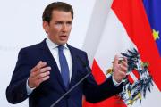 Le chancelier autrichien Sebastian Kurz, à Vienne, le 18 mai.