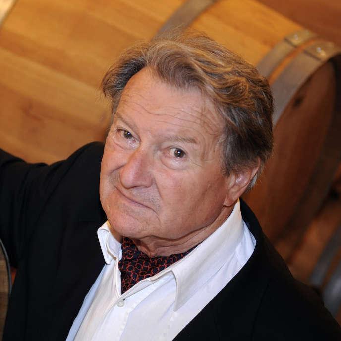 André Lurton, en 2008.