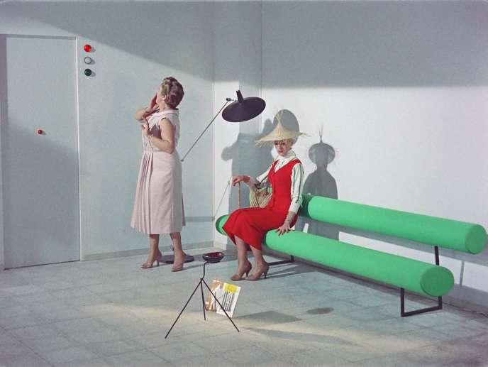 Dans «Mon Oncle», de Jacques Tati (1958).