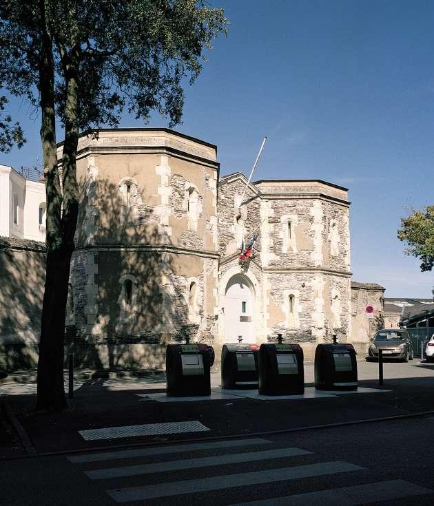 La maison d'arrêtd'Angers,où les stagiairesdu programme Parcours purgentleurs peines.
