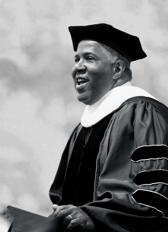 Robert Smith, un milliardaire afro-américain.