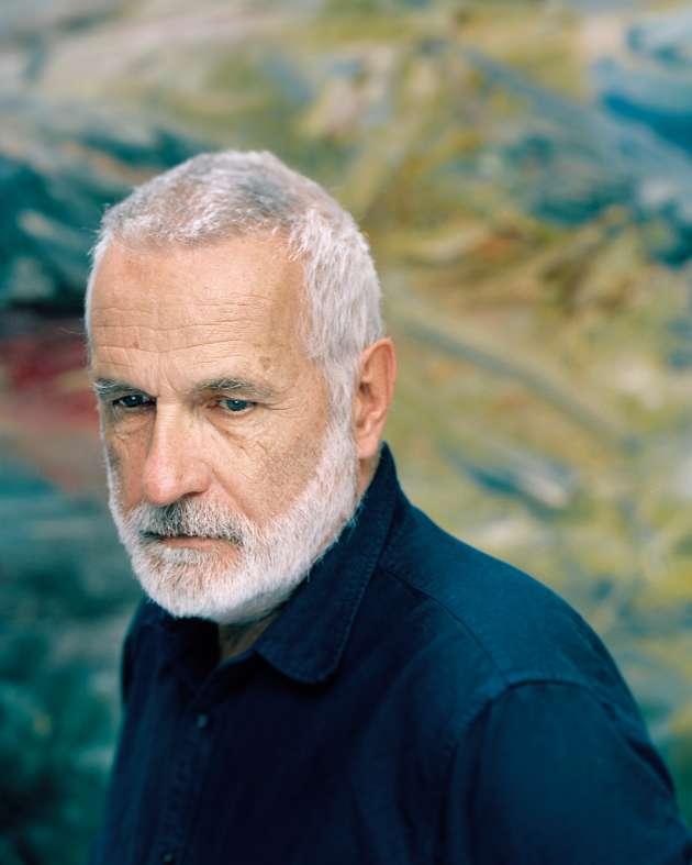 Jean-Marc Rochette dans son atelier parisien le23avril 2019.
