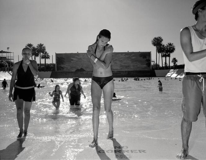 Le parc aquatique Big Surf, à Tempe (Arizona).
