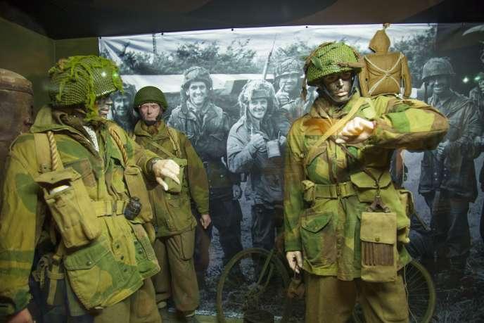 Le musée Overlord, en Normandie, retrace la période du débarquement allié jusqu'à la Libération de Paris, en 1944.