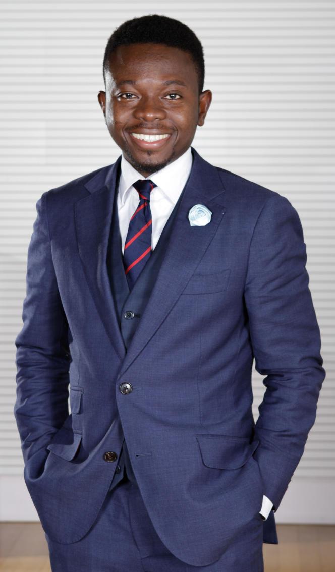 Adebayo Alonge, en 2018.