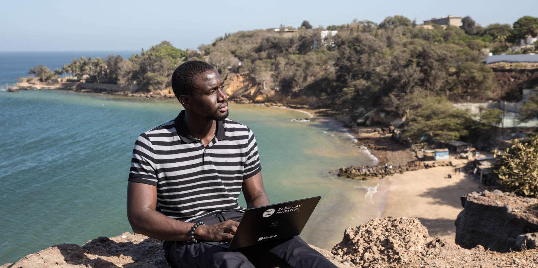 Le Sénégalais Amat Cama, étoile montante de la sphère des hackers