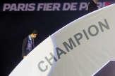 Fin de saison noire pour le président du PSG