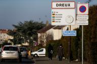 A Dreux (Eure-et-Loir), en janvier 2017.