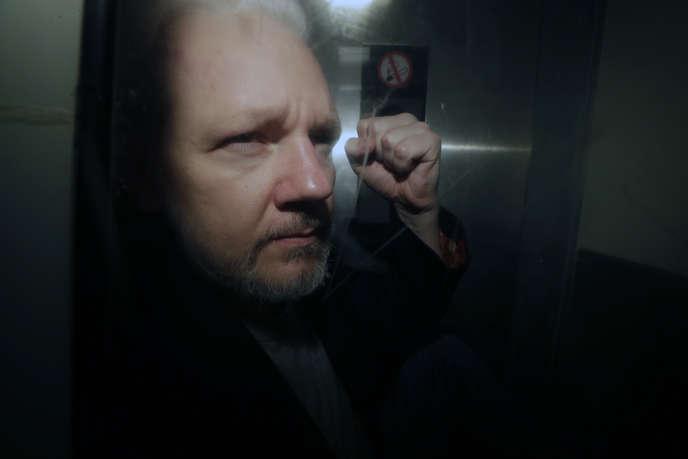L'accusation d'espionnage portée à Assange est une menace plus globale contre la presse, s'inquiètent juristes et associations de défense des libertés.