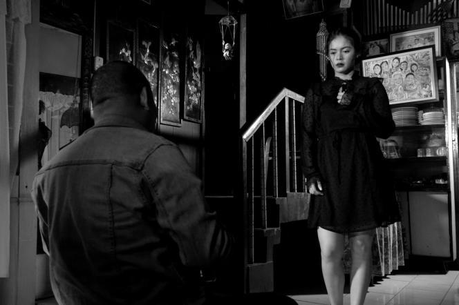 Une scène du film philippin de Lav Diaz,« Halte» (« Ang Hupa»).