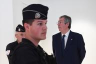Patrick Balkany au tribunal de Paris, le 20 mai.