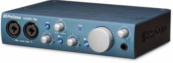 Un design fonctionnel et une interface MIDI intégrée PreSonus AudioBox iTwo