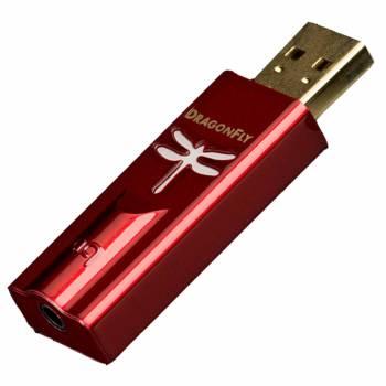 Le plus adapté à l'ordinateur Le DragonFly Red d'AudioQuest