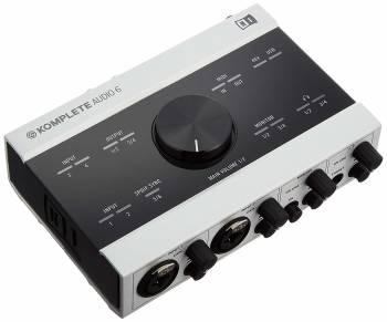 Une carte son fantastique au design unique Native Instruments Komplete Audio 6