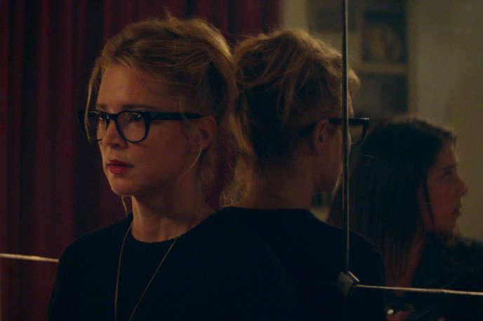 L'actrice Virginie Efira dans « Sibyl », de Justine Triet.
