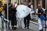 Un suspect toujours recherché après l'explosion d'un colis à Lyon