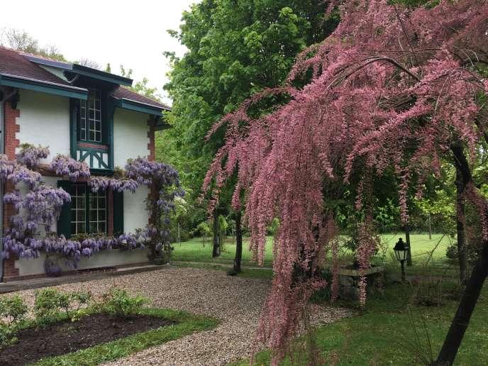 La Guillette, la maison acquise par Maupassant à Etretat avec les gains de son recueil de nouvelles «La Maison Tellier».