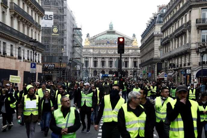 Elections européennes: après six mois de mobilisation, les «gilets jaunes» font un flop dans les urnes