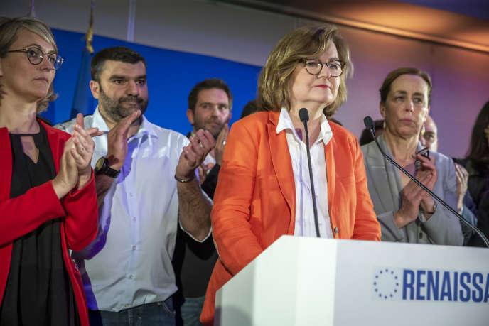 Nathalie Loiseau, le 26 mai 2019.