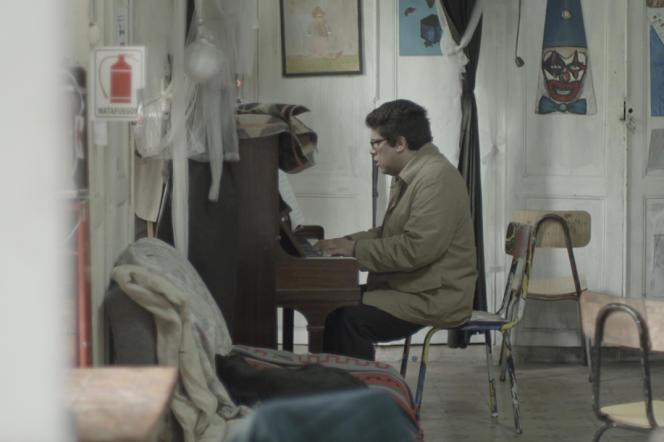 Le pianiste argentin Martin Perino dans le documentaired'Artemio Benki,« Solo».