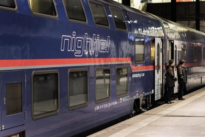 Avec son service Nightjet, la société autrichienne ÖBB est la seule à proposer une offre variée de trains de nuit en Europe.