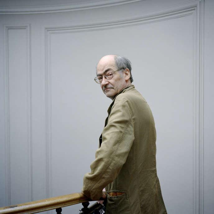 François Weyergans, à Paris, en 2011.