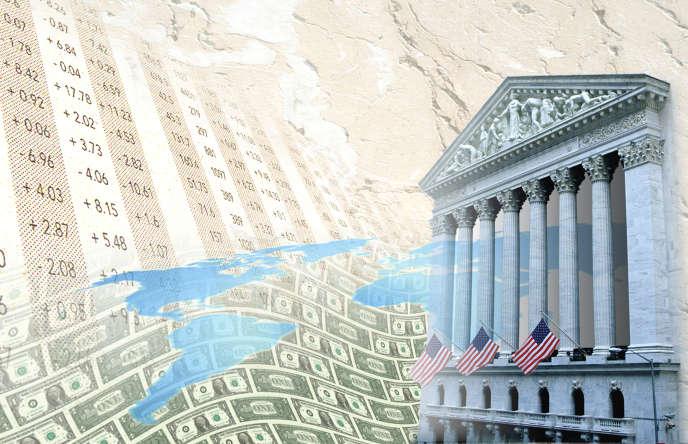 La hausse du dollar en retour constituerait pour les marchés d'actions d'une montée de l'aversion au risque.