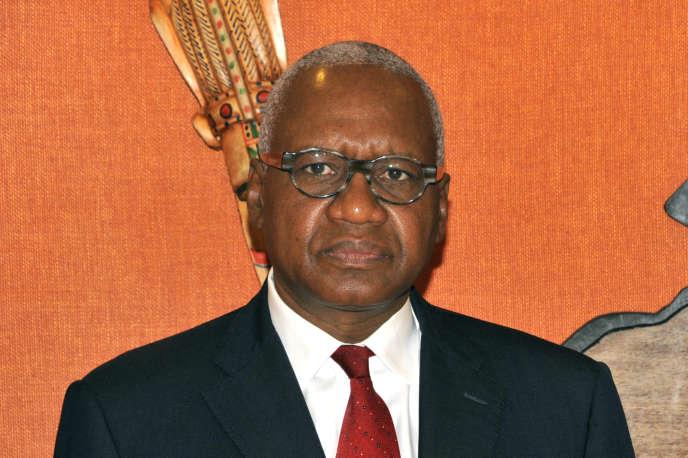 Le ministre guinéen de la justice,Cheick Sako, à Conakry, le 4juillet 2015.