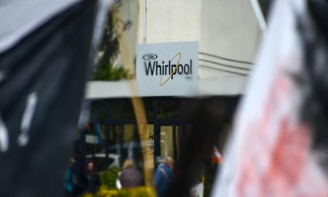 Le site Whirlpool d'Amiens a été repris par WN, le 31 mai 2018.