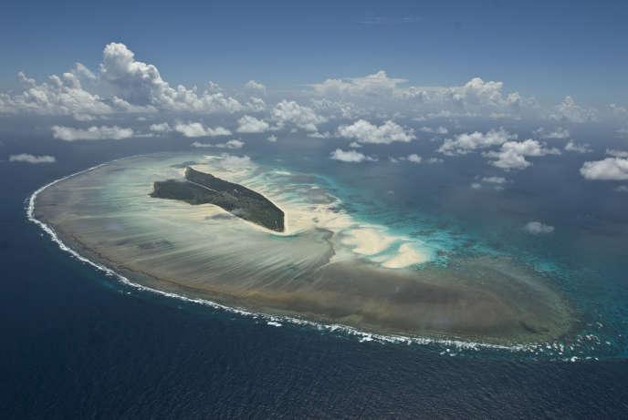 L'île Juan de Nova appartient à l'archipel des Eparses dans le golfe du Mozambique