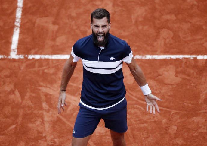« Moi aussi, je vais jouer sur le nouveau stade de Roland-Garros».