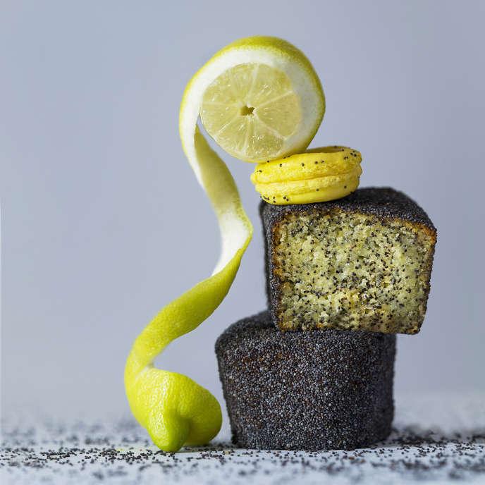Cake citron-pavot.