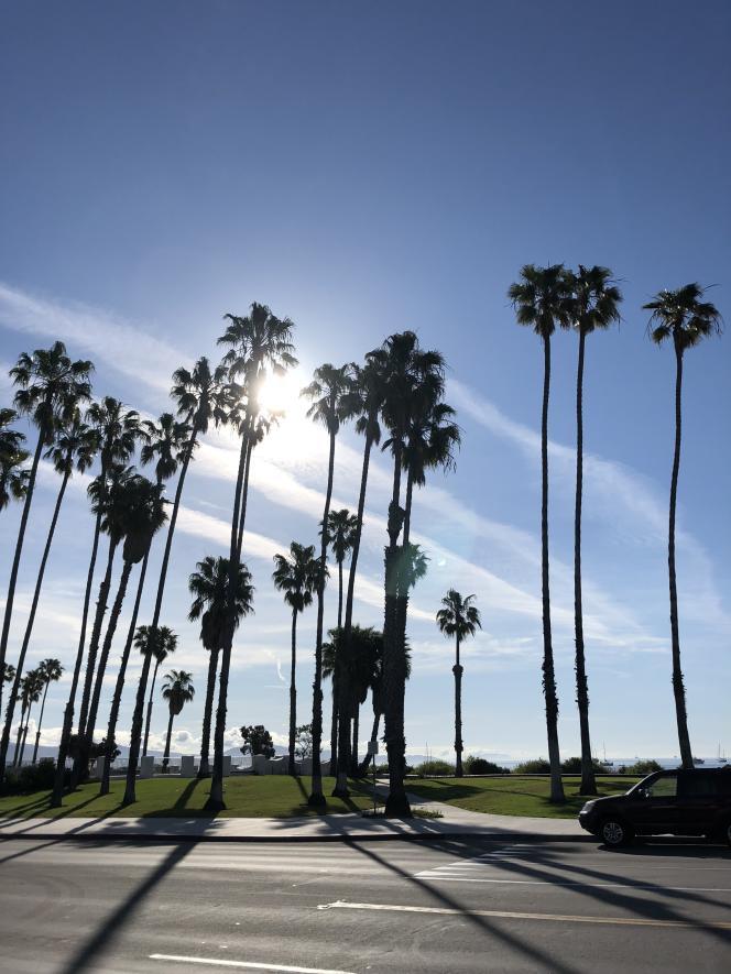 La marque Michelin veut s'imposer en Californie. Ici Santa Barbara, haut lieu de la gastronomie.