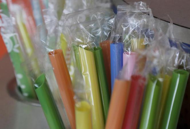 Assiettes, couverts, gobelets, pailles… L'Allemagne bannit la vente de plastiques à usage unique à compter du samedi 3juillet.